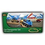 Brio 33101 Oval with diesel freight train wooden railway Starter set