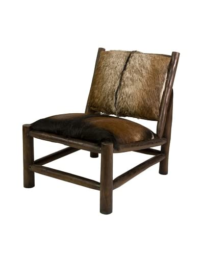 Pacino Animal Hide Accent Chair