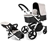 Froggy MAGICA 2012 Combi Pushchair Review