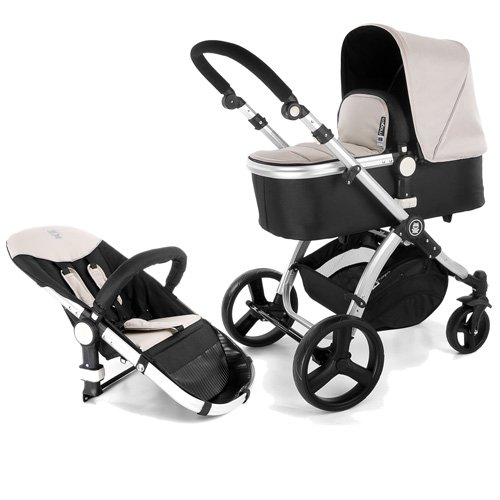 Froggy MAGICA 2012 combi pushchair Sand