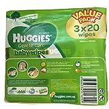 NEW! Huggies Gentle Care Baby Wipes 3 packs