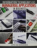 img - for Information Technology and Managerial Applications in Business book / textbook / text book