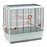 Cage oiseau rectangulaire Ferplast