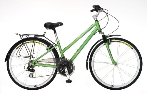 Check Out This Schwinn Crest Urban Women's Hybrid Bike (700c Wheels)