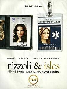 Rizzoli & Isles Poster TV B (11 x 17 Inches - 28cm x 44cm)