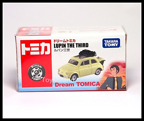 tomica-dream-lupin-the-third-fiat-tomy-2014-new-model-diecast-car-new-gift