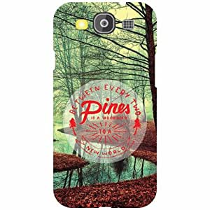 Samsung Galaxy S3 Neo Back Cover - Pines Designer Cases
