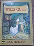 Will's Quill (Picture Puffins) (0140502157) by Freeman, Don