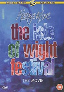 Message To Love Isle Of Wight Festival 1970 Dvd 2000