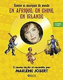 Coffret 3 contes et musiques du monde n°1 : Lou-Kiang, Kouamé, Paddy Joe