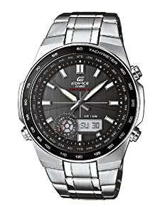 Casio Edifice Men's Combi Watch and Bracelet EFA-134SB-1A1VEF