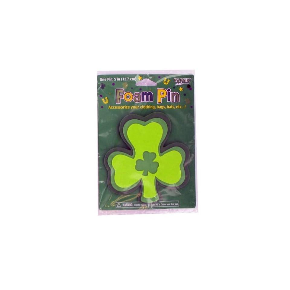Bulk Buys KH984 5 in. St Pat Foam Pin 050   Pack of 48