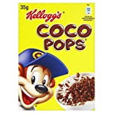 Kellogg's Coco Pops 35g - Pack of 40