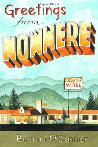 NEW - Greetings from Nowhere (Frances Foster Books)