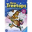 New treetops. Coursebook-Workbook. Con espansione online. Con CD Audio. Per la Scuola elementare: 2