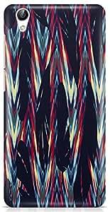 Vivo Y511 Back Cover by Vcrome,Premium Quality Designer Printed Lightweight Slim Fit Matte Finish Hard Case Back Cover for Vivo Y511