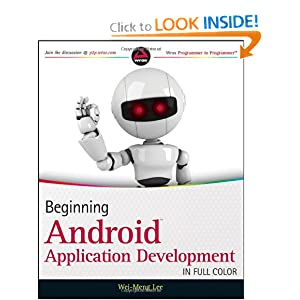 Android Tutorial Book