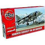 Airfix A04057 Hawker Siddeley Harrier AV-8A Plastic Model Kit 1 72nd Scale