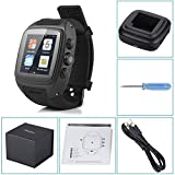 PowerLead-Sw3-PL-M7-Newest-Smart-Watch-Phone-Android-422-OS-Dual-core-CPU-3GGSMWCDMA-154-Inch-IPS-Capacitive-Screen-Sports-Pedometer-Smartwatches-Heart-Rate-Monitor-GPS-Waterproof-50-MP-Camera-Bluetoo