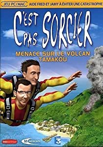C'est pas sorcier - Menace sur le volcan Tamakou