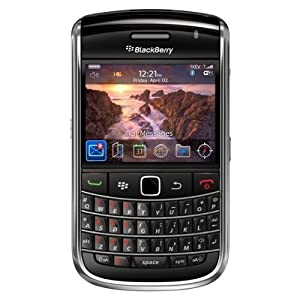 Blackberry 9650 Bold Unlocked GSM Smartphone With 3 Mp Camera Bluetooth 3g Wi-fi And Microsd Slot Black