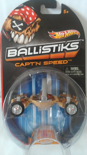 Hot Wheels Ballistiks - Capt'n Speed