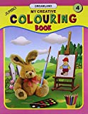 My Creative Colouring Book 4