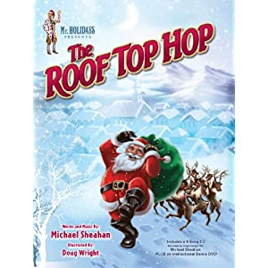 The Roof Top Hop (with CD & DVD) (Mr. Holidays Presents)