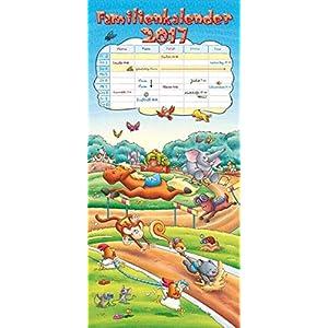 Familienkalender 2017