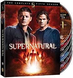 Supernatural: The Complete Fifth Season (Limited Collector's Edition with Bonus Disc)