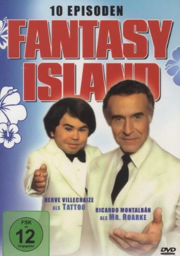 Fantasy Island [2 DVDs] [Edizione: Germania]