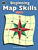 img - for Beginning Map Skills, Grades 2-4 book / textbook / text book