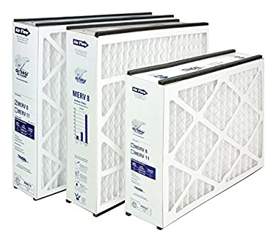 "Trion 255649-102 Air Purifier Filter, 20"" x 25"" x 5"", Bear Series - MERV 8"