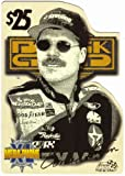 Collectible Phone Card: $25. Black Gold: Ernie Irvan JUMBO