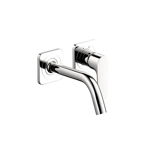 Axor 34116001 Citterio M Wall-Mounted Single Handle Faucet Trim, Chrome