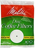 White Disc Coffee Filter (Pack of 3)