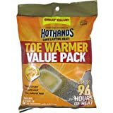 HotHands Toe Warmers (12 - 6 pair packs) by HotHands