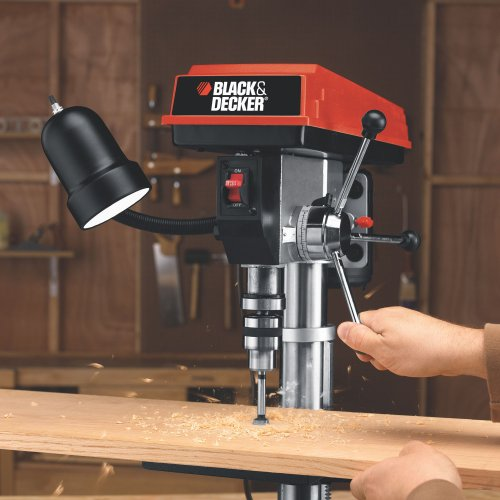 Delta Drill Press Best Black Amp Decker Bddp100 3 2 Amp 10