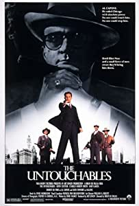 (27x40) The Untouchables Group Movie Poster