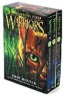 Warriors Box Set: Volumes 1 to 3: Into the Wild