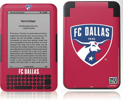 Skinit Kindle Skin (Fits Kindle Keyboard), Fc Dallas
