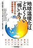 地球温暖化はどれくらい「怖い」か? ~温暖化リスクの全体像を探る