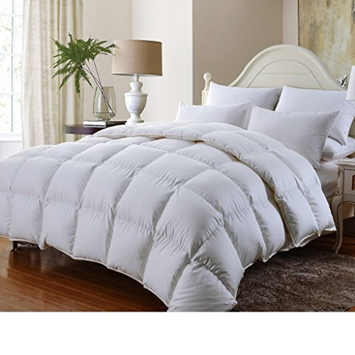 Learn More About Egyptian Bedding HARD-TO-FIND Overfilled LUXURIOUS BAMBOO Down Alternative Comforte...