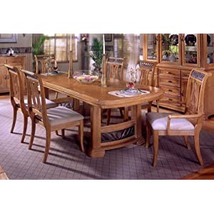 Overture Oak Dining Room Furniture Set 1 - Wynwood Furniture