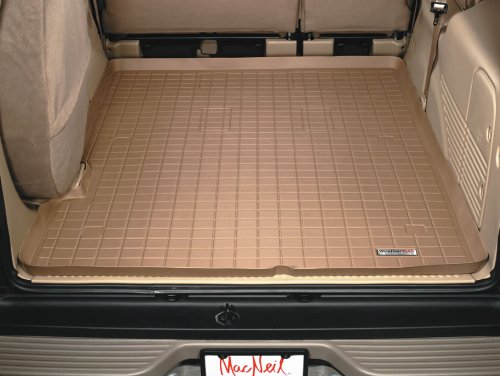 WeatherTech 41197 Cargo Liner,  Escape 01-03, Tan