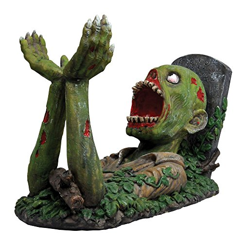 Zombie Walking Dead Wine Bottle Holder Guzzler
