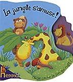 echange, troc Sarah Pitt - La jungle s'amuse !
