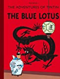 Herge The Blue Lotus (The Adventures of Tintin)