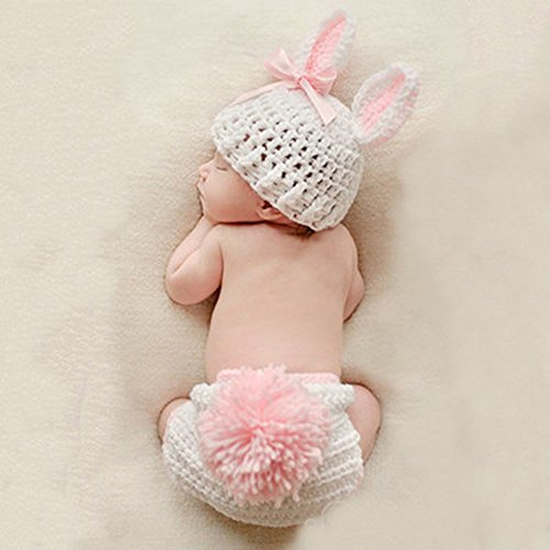Newborn Crochet Knitted Baby Costume Baby
