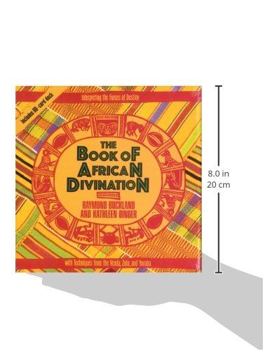 Book of African Divination: Interpreting the Faces of Destiny with Techniques from the Venda, Zulu and Yoruba (Destiny Books)